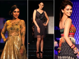 Photo : Bollywood steals the glam at Lakme Fashion Week