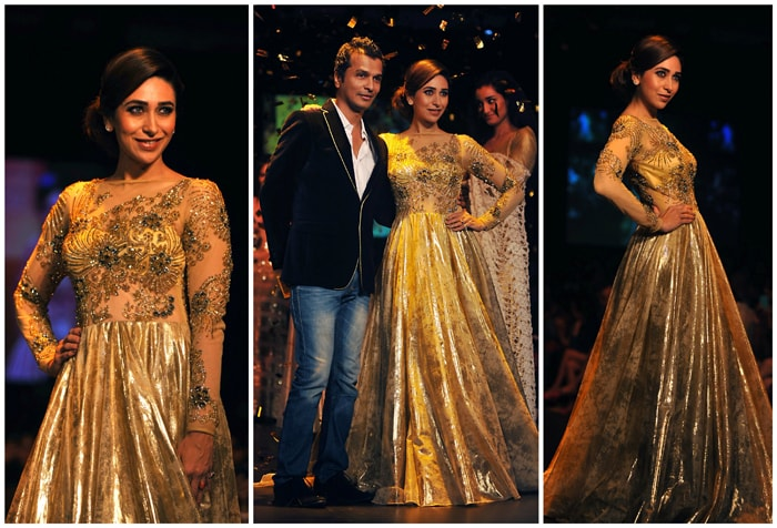 Bollywood steals the glam at Lakme Fashion Week