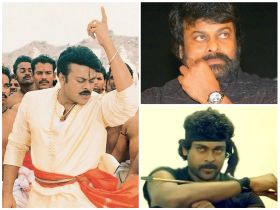 Photo : Chiranjeevi - The immortal star turns 58