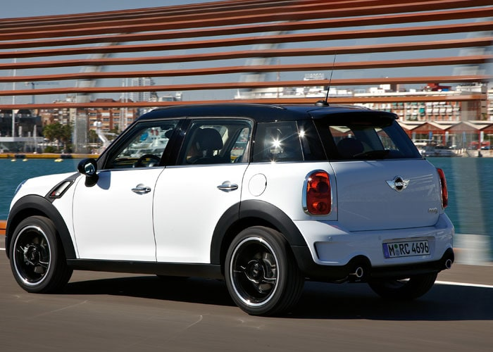 MINI: Hot on wheels, gigantic in performance