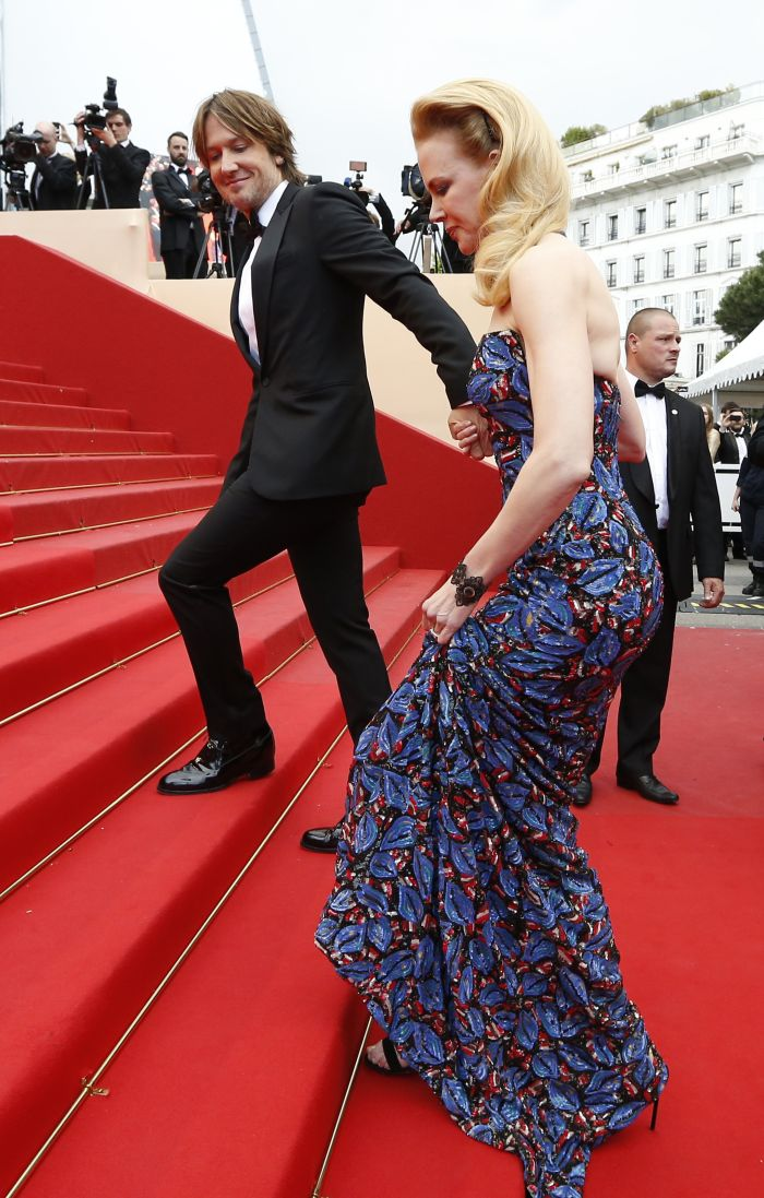 Luminary couples at Cannes