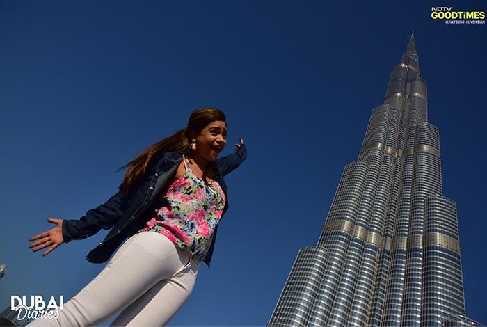 #DubaiDiaries: Sumona Chakravarti Tours Burj Khalifa, Bur Dubai and Souq Madinat