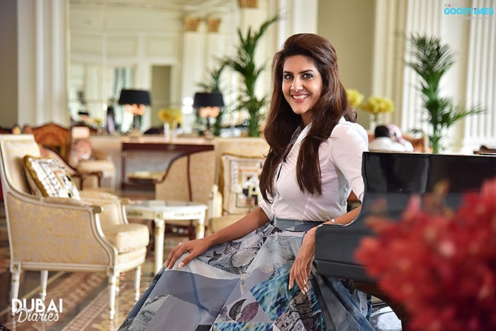 Ambika Anand Shows How Much There is to Shop in Dubai