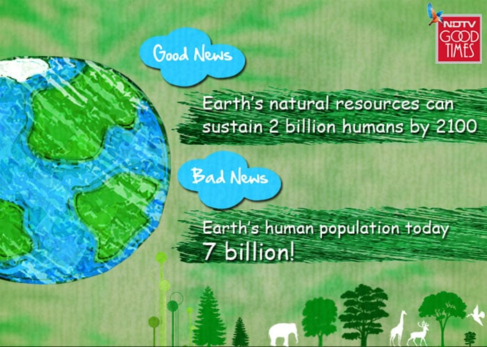 Facts about our environment