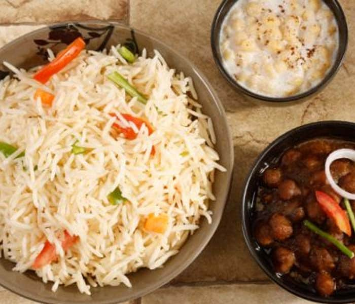 Pulao: Rice is one of the most effective GI meals and that means a lot of serotonin which is super important for good sleep with sweet dreams!