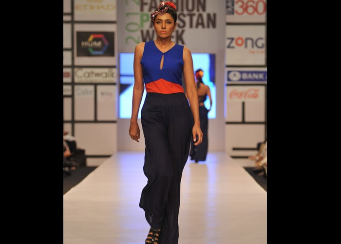 Fashion Pakistan Week – Spring/Summer 2012: Day 1, Designer Sanam Agha