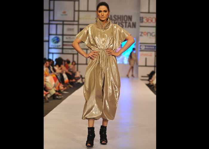 Fashion Pakistan Week – Spring/Summer 2012: Day 1, Designer Sanam Chaudhri