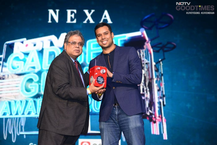 Apple Macbook Pro with Touchbar wins Portable Computing Product of the Year recieved by Raja Bose Product, Manager-Apple