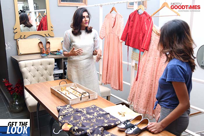 Ambika Anand always has some fashion fundas to share