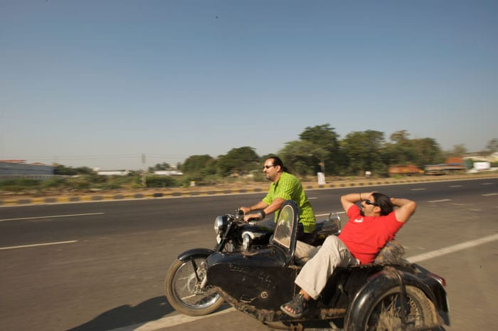 Rocky, Mayur are back on the highway