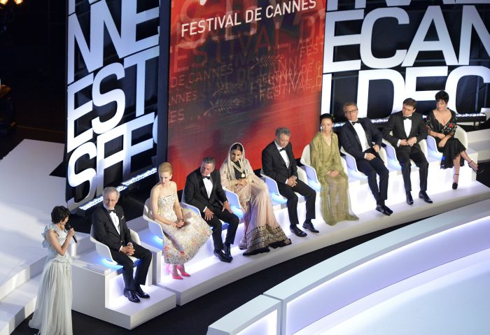 Jury line-up for the Cannes Film Festival