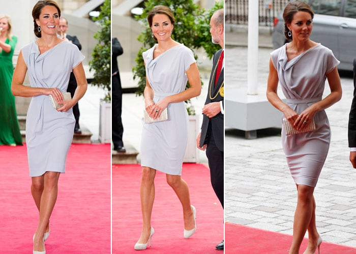 Is this Kate Middleton's most elegant look so far?