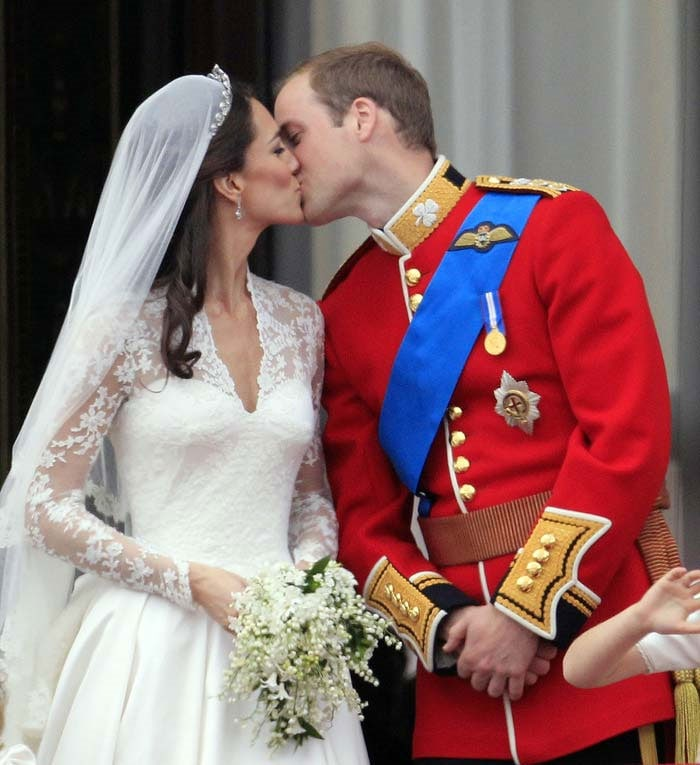 Top 10 William-Kate photos