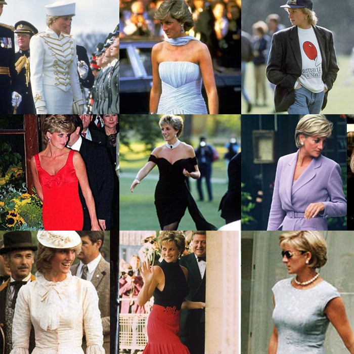 Diana's Legacy Of Style