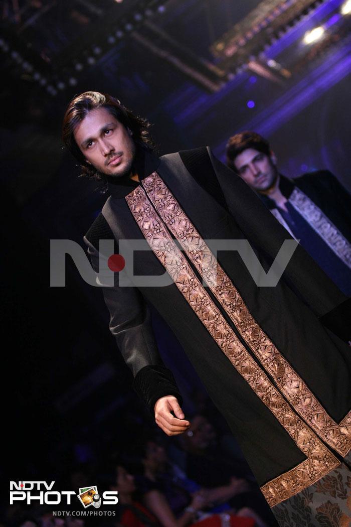 Lakme Fashion Week Men