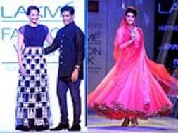 Photo : Lakmé Fashion Week Summer Resort 2014: A glimpse