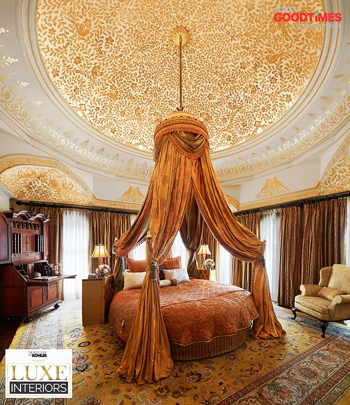 Luxe Interiors: Of Royal, Glamourous Architecture - LIFESTYLE | Page 3