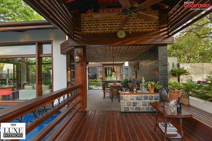 Luxe interiors green decor ideas for your farmhouse - Decor oriental design interieur luxe antonovich ...