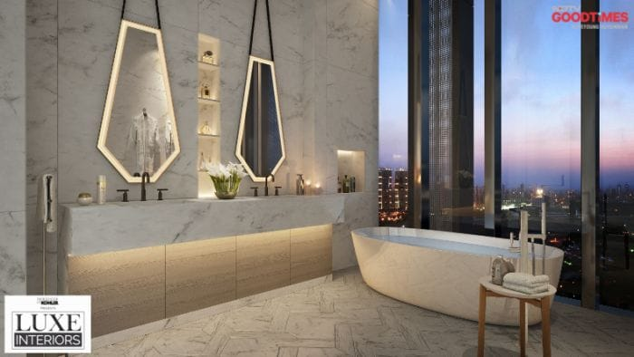 Luxe interiors choosing the right color palette for your home lifestyle page 2 - Choose bathrooms palette ...