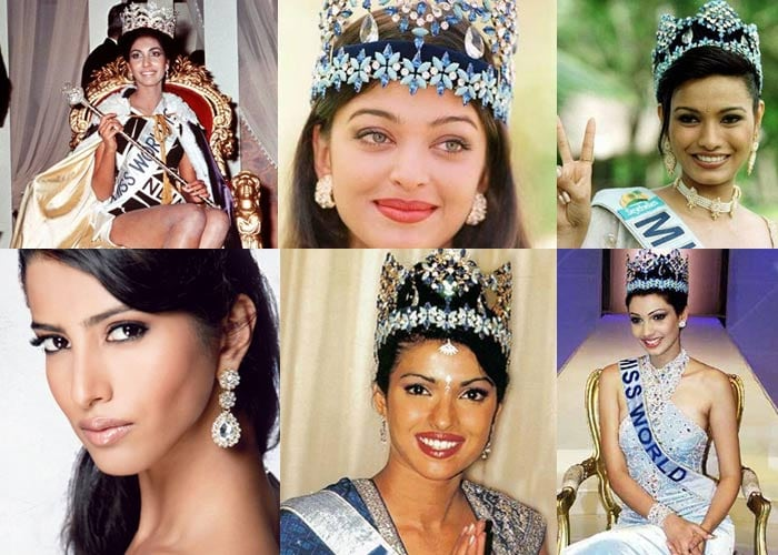 India's Beauty Queens Past and Present