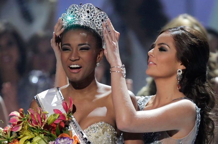 Meet the new Miss Universe