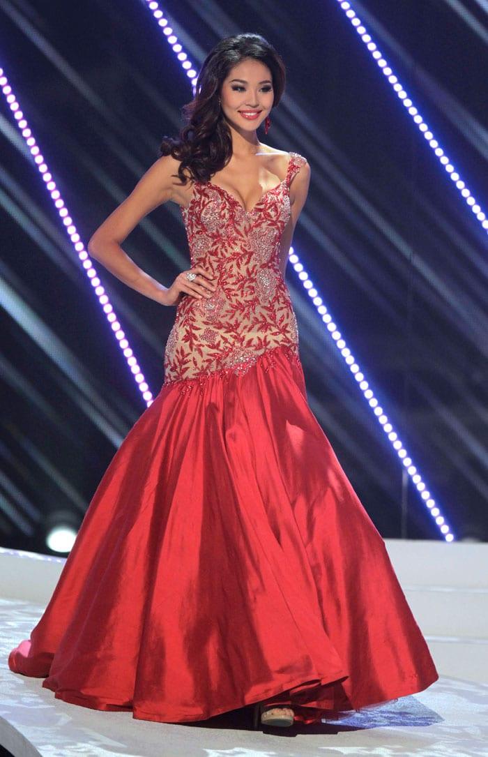 Meet the new Miss Universe