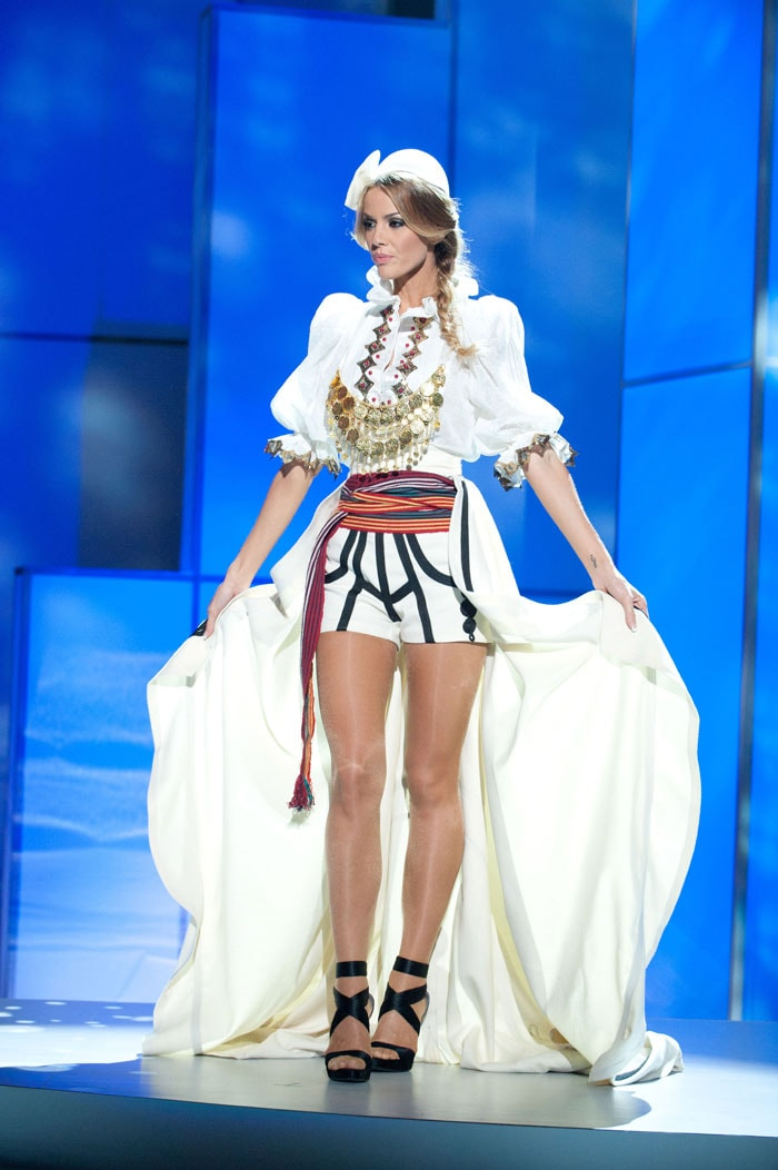 Miss Universe 2011: National Costume round