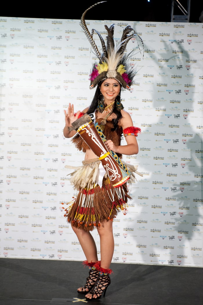 Miss Universe: National costumes