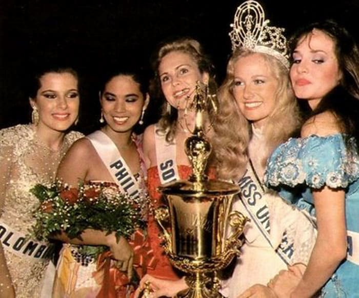 Miss Universe: Beauty Over The Years - LIFESTYLE | Page 34