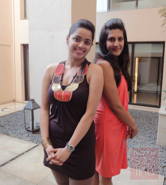 Mitali is the perfect girl-next-door, 5 ft 8 inches tall, fair, pretty ...