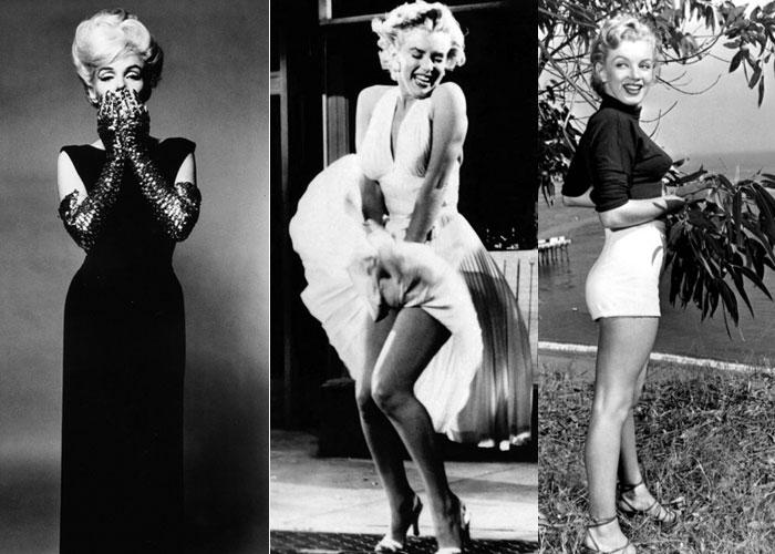 Best looks of Marilyn Monroe