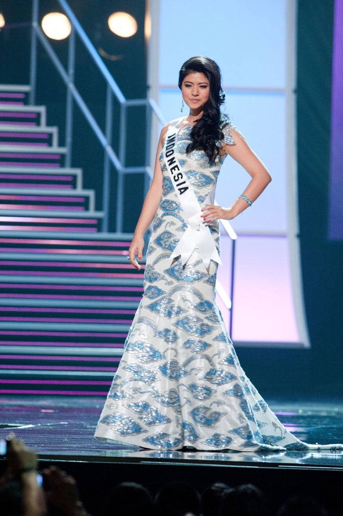 Miss Universe : Evening gown Gala - LIFESTYLE | Page 9