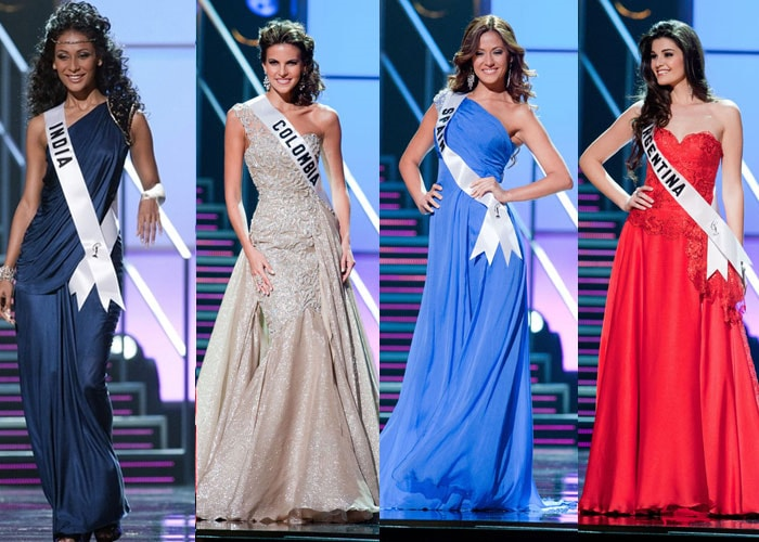 Miss Universe : Evening gown Gala - LIFESTYLE