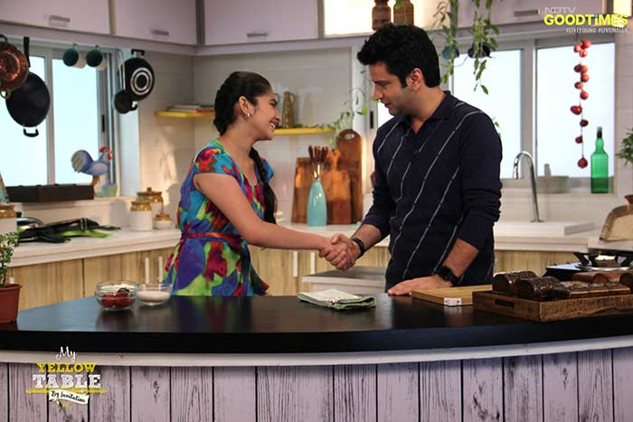 My Yellow Table With Chef Kunal Kapur and Guest Simran Natekar