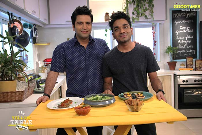 Chef Kunal Kapur Shares the Secret of His Irresistible Recipes