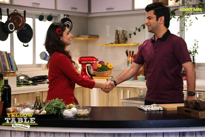 Bharti Kumar is All Praises About the Food in Chef Kunal Kapur's Kitchen