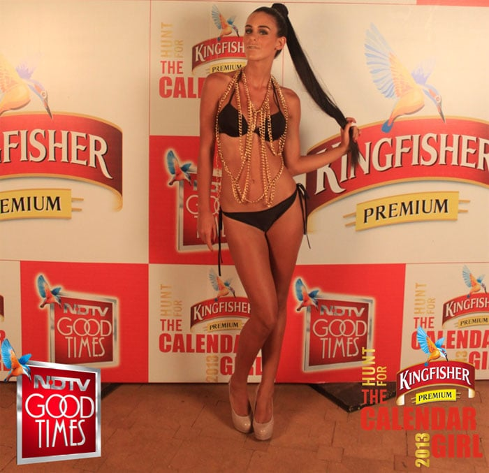 Kingfisher Calendar Hunt Contestant: Nevena