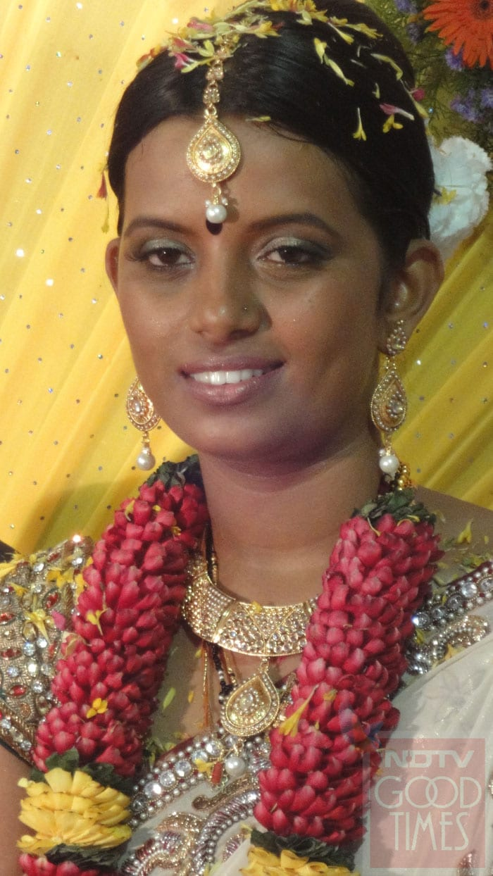Bride Of The Week: Sindhu