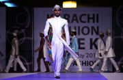 Photo : Pakistan's First Men's Fashion Week