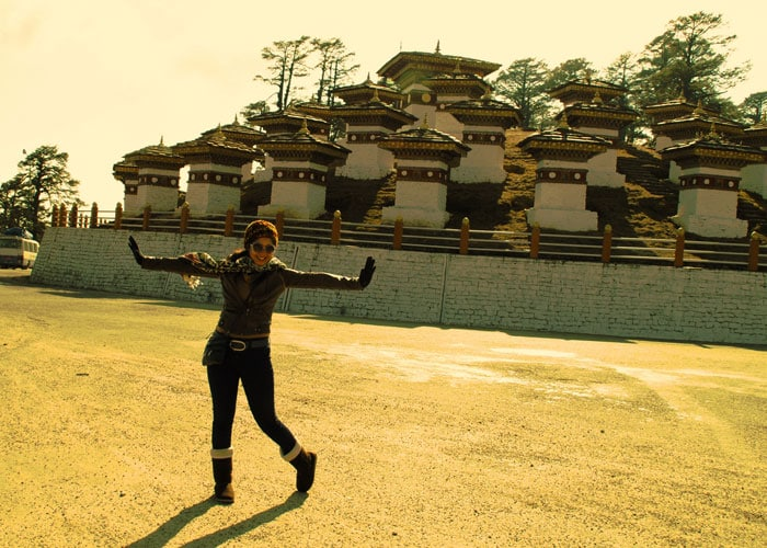 Neha explores the legendary Bhutan