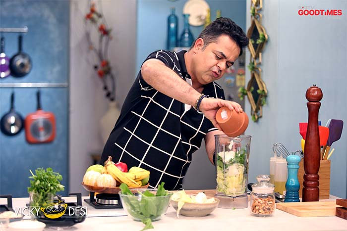 Chef Vicky Ratnani Prepares Quick Punjabi Delights At Home