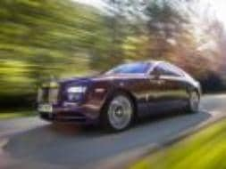 Photo : Stunning new images of the Rolls-Royce Wraith shot in Vienna