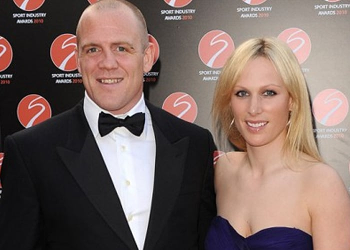 Zara-Mike to honeymoon in Africa!