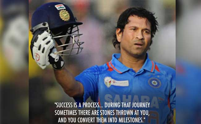 His cricket record is much like his personal life -unblemished and perfect