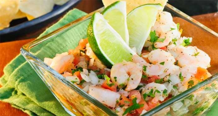 Shrimp Salad: This could be your brunch staple with a strong flavour to nurse your hangover woes, especially one with some lemon seasoning. Perfectly sour and adequately appetizing -we love this!