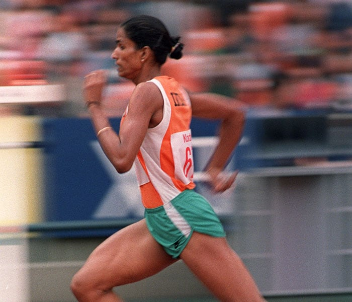 PT Usha: Much before Usain Bolt was used as a euphemism for running, there was PT Usha! This Indian runner won multiple laurels domestically and abroad, and has been a great role model for women athletes! We would love for her story to be made into a movie!