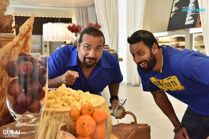 Rocky and Mayur Embark On An Epic Dubai Food Trail