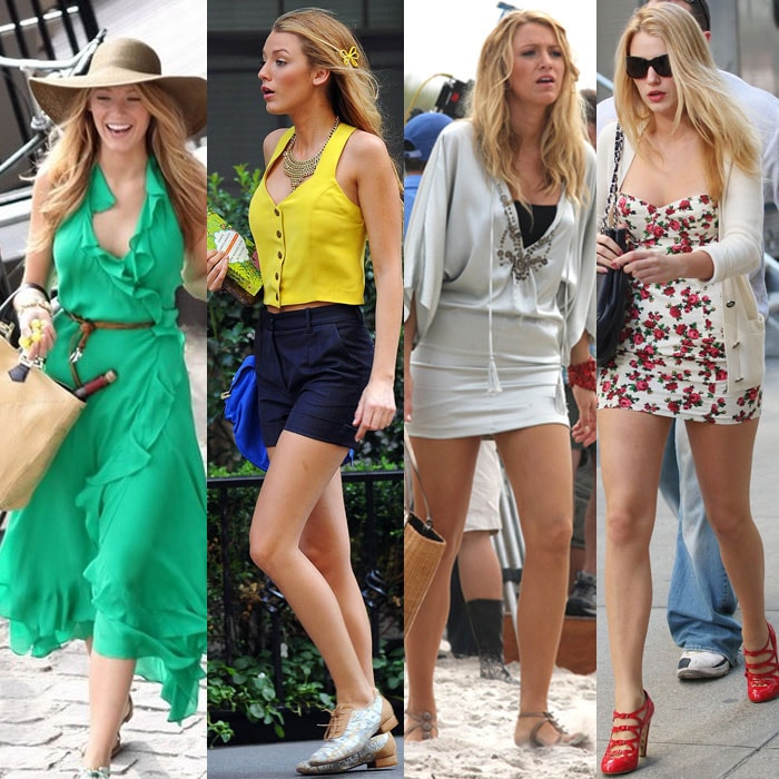 What The A-Listers Are Wearing This Summer