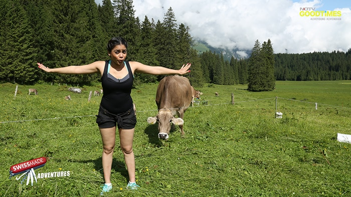 Swiss Made Adventures: Bollywood Dreams, Mouth-watering Food And An Adrenaline High