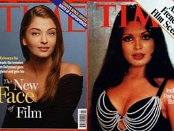 Photo : Indian faces on Time Magazine cover